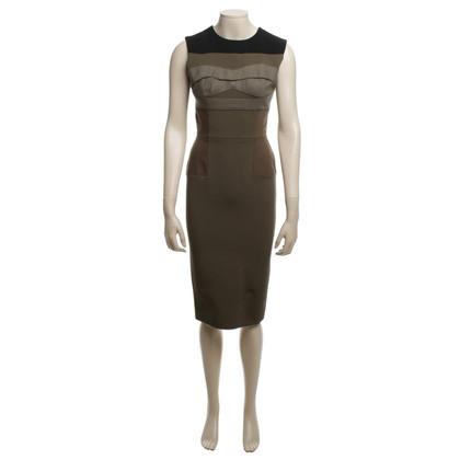 Victoria Beckham Dress in Olive