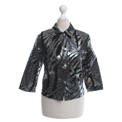 Versace Jacke mit Muster