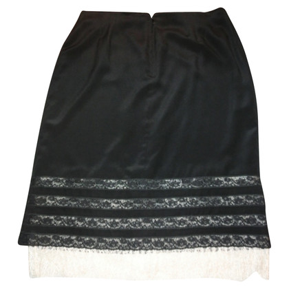 Blumarine skirt with laces