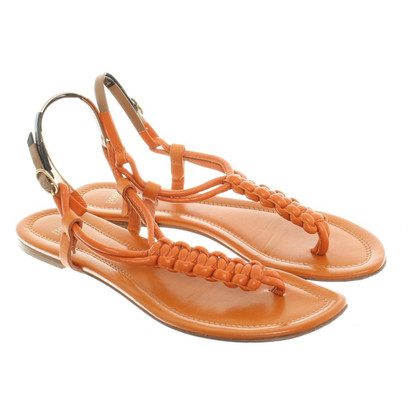 Hugo Boss Sandals in Orange