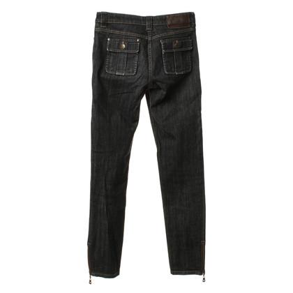 Louis Vuitton Jeans in donkergrijs
