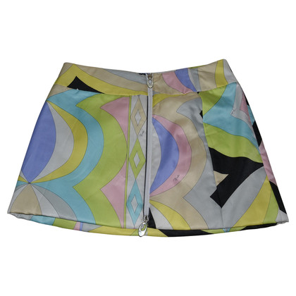 Emilio Pucci multicolor skirt