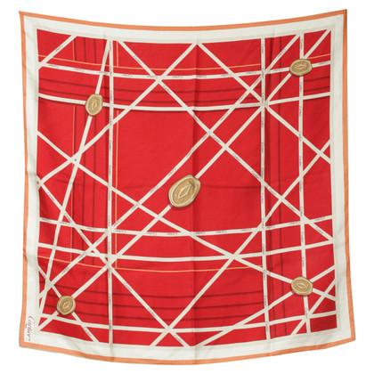 Cartier Cloth made of silk