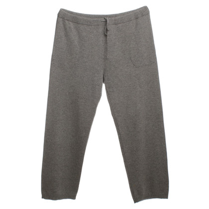 Iris von Arnim Cashmere pants in gray