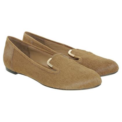 Andere merken Lola Cruz - slippers met bont trim