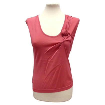 Christian Dior Top con Rose