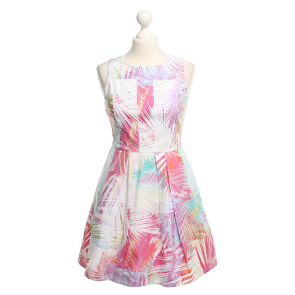 Karen Millen Dress with pattern mix