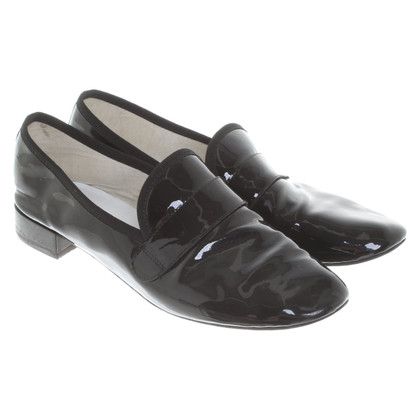 Repetto Loafer aus Lackleder