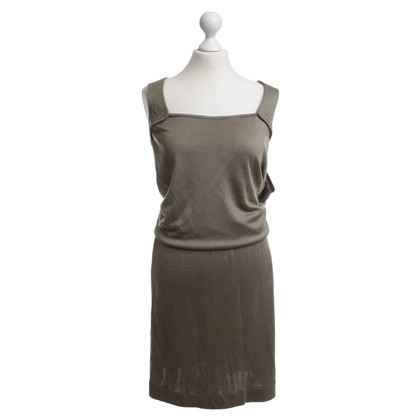 Bottega Veneta Kleid in Olivgrün