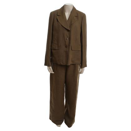 Sonia Rykiel Tan trouser suit Medium