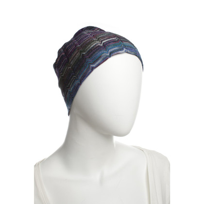 Missoni Hat in blue