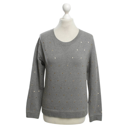 Stella McCartney Sweatshirt mit Pailletten