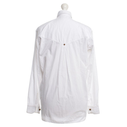 Versace Shirt in white