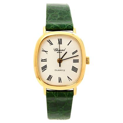 """Chopard Clock """"L.U.C. 18K Gold"""""""