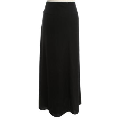 Patrizia Pepe Maxi rok in zwart