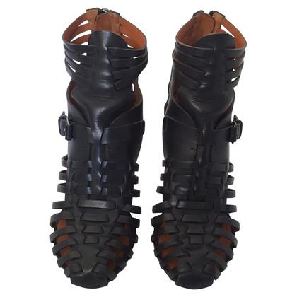 Givenchy Schwarze Sandalette