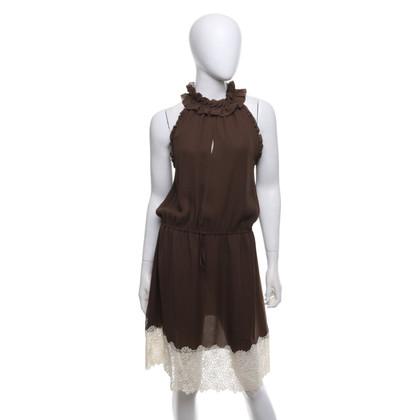 Valentino Summer dress with ruffles