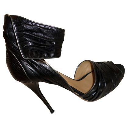 Chloé Zwarte sandalen