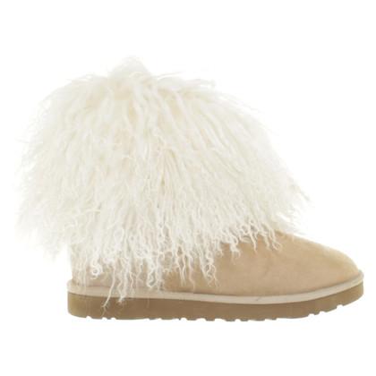 UGG Australia Sheepskin boots in beige