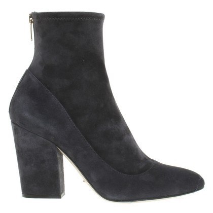 Sergio Rossi Ankle boots in dark blue