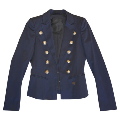 Philipp Plein Jacke in Blau