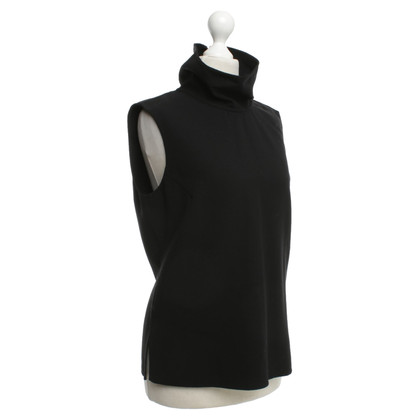Donna Karan Top Turtleneck