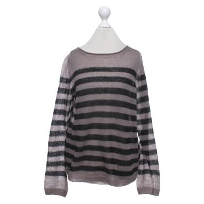 Marc Cain Sweater with striped pattern