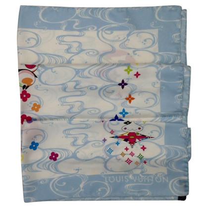 Louis Vuitton sciarpa di seta
