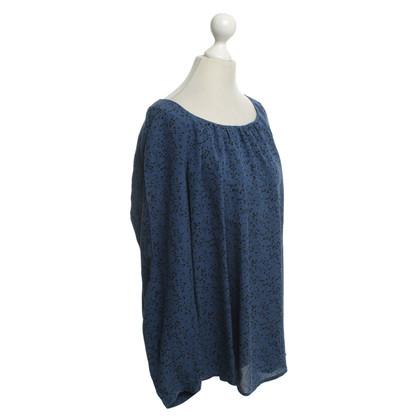 Closed Zijden blouse met patroon