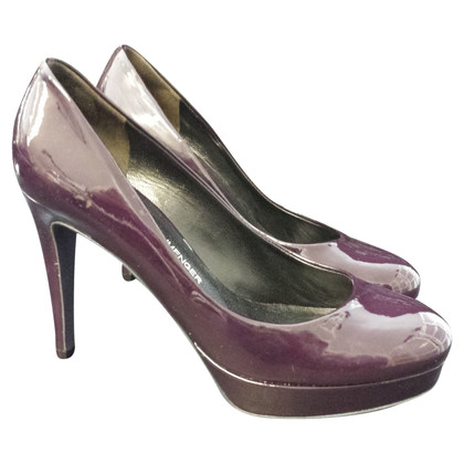 Kennel & Schmenger pumps en cuir verni