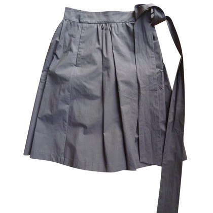 MSGM brown pants skirt