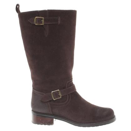 Belstaff Suede boots in Brown