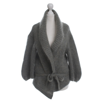 Vanessa Bruno Flauschige Strickjacke