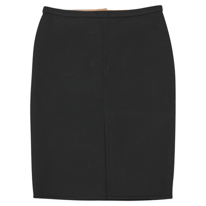 Jean Paul Gaultier skirt made of wool / cashmere