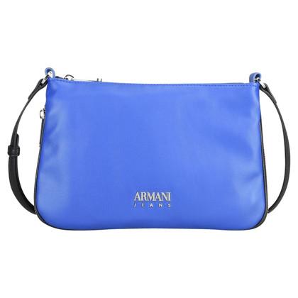 Armani Jeans clutch met schouderriem