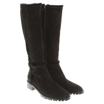 L.K. Bennett Suede boots