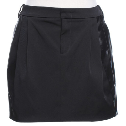 Gucci Short skirt in black