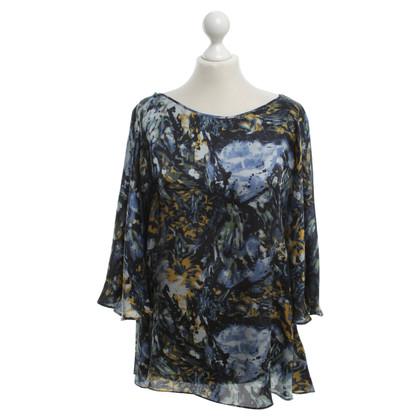 Rachel Zoe Multi-gekleurde blouse running case