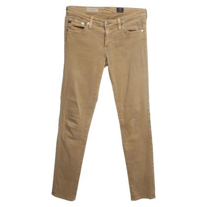 Adriano Goldschmied Jeans in Beige