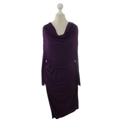 Halston Heritage Evening dress purple