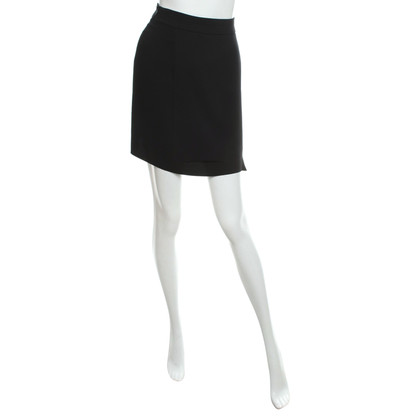 Diesel Black Gold skirt in black
