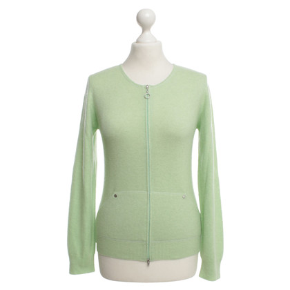 Brunello Cucinelli Cardigan in Light Green