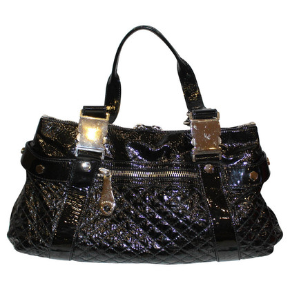Iceberg XL Bag Black patent leather