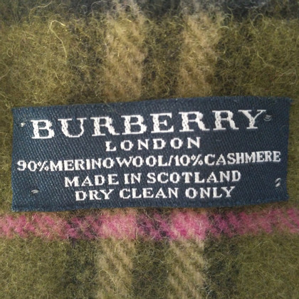 Burberry Perfect scarv