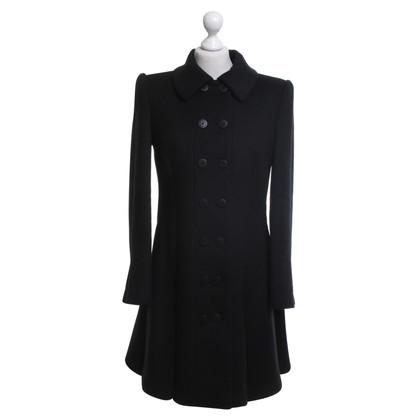 Giorgio Armani Coat in black