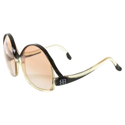 Balenciaga Sunglasses with color gradient