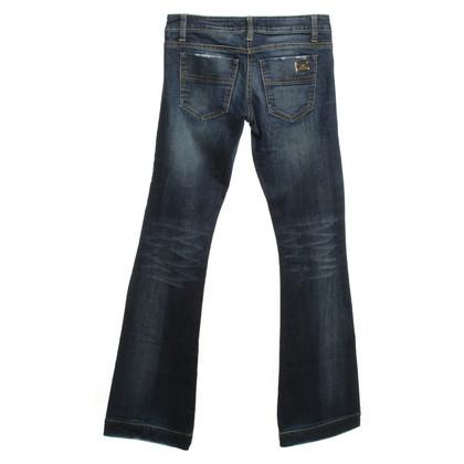 Elisabetta Franchi Jeans in Blauw