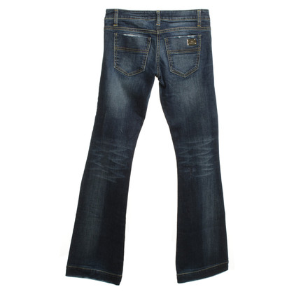 Elisabetta Franchi Jeans in Blue