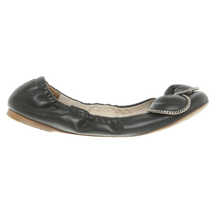 See by Chloé Ballerinas in black