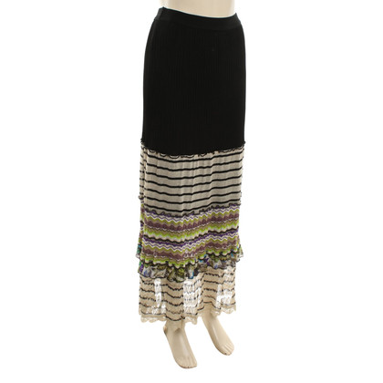 Marc Cain Maxi-skirt made of knit